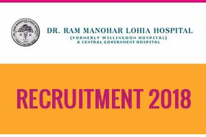 Walk in Interview: PGIMER, RML Hospital New Delhi Releases 29 Vacancies for Assistant Professor on Contractual Basis