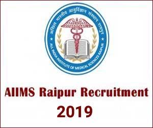 JOB ALERT: AIIMS Raipur releases 141 Senior Resident posts, Details