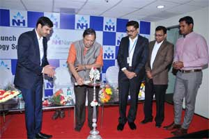 Oncology department launched at Narayana Multispeciality Hospital