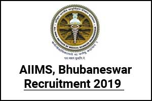Walk in Interview at AIIMS Bhubaneswar for 100 JR post, Details