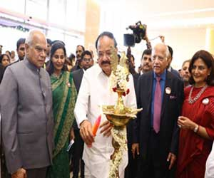 Make advanced cancer treatment accessible and affordable to all sections: Vice President