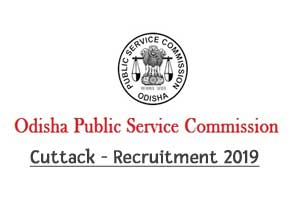 Job Opening: Odisha Public Service Commission, 1950 Vacancies for Medical Officer, Details