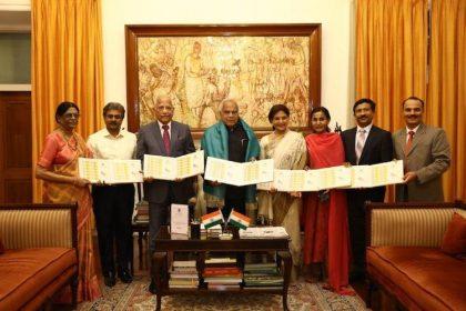 Tamil Nadu: Apollo Hospitals, Dr Prathap Reddy honoured with Postal Stamp