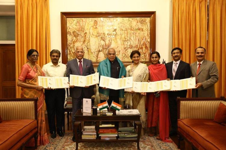 Tamil Nadu: Apollo Hospitals, Dr Prathap Reddy honoured with Postal Stamp