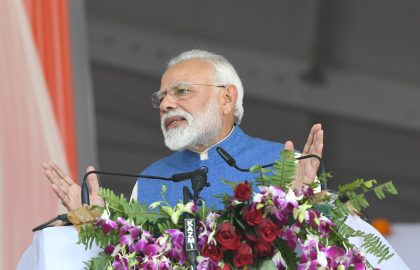 PM visits BHU in Varanasi; inaugurates Pandit Madan Mohan Malviya Cancer Hospital