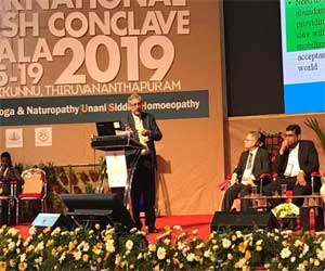 Kerala: International AYUSH Conclave Gets Underway in Thiruvananthapuram