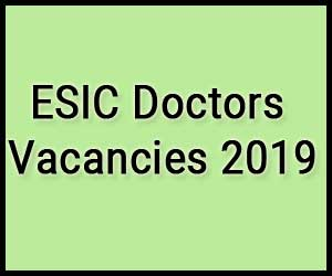Walk In Interview: ESIC Hospital Gujarat releases 23 Vacancies for SR, Specialist Posts; Details