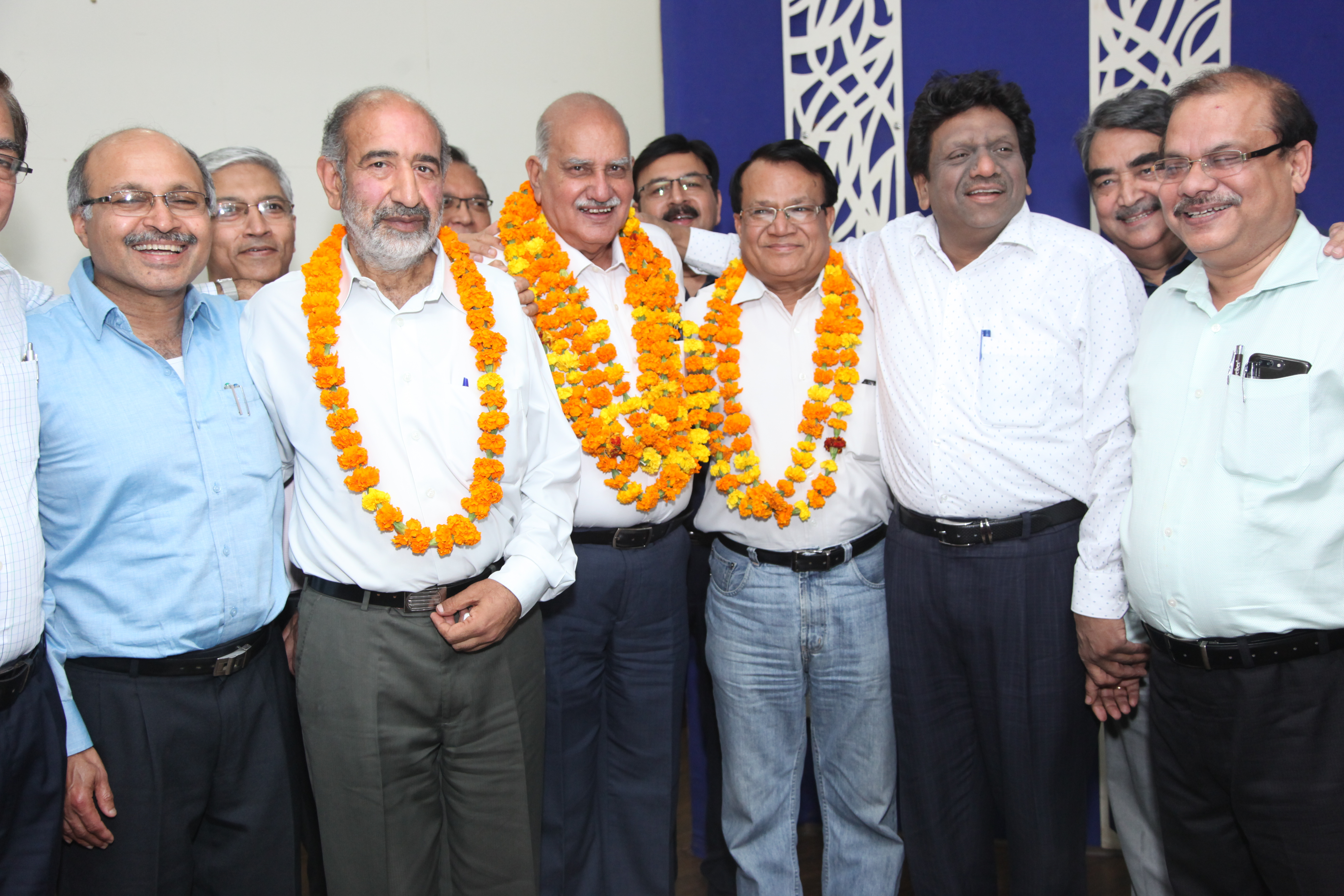 Dr Arvind Chopra unanimously elected Secretary of Delhi Medical Association