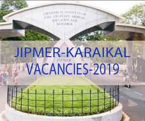 Job Alert: JIPMER releases 60 Faculty Vacancies for Karaikal Campus, Details