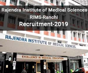 362 Vacancies for Staff Nurse Post at RIMS Ranchi, Details