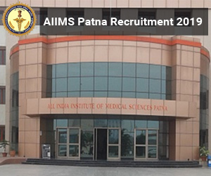 AIIMS Patna to conduct Walk in Interview for JR post, Details