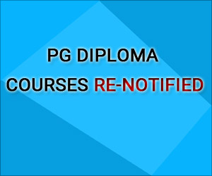 Breaking News: Ministry of Health Re-notifies 547 PG Diploma Seats for NEET PG 2019 counselling