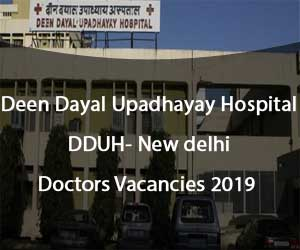 Job Alert: DDU New Delhi releases 20 vacancies for Junior Resident post, Details