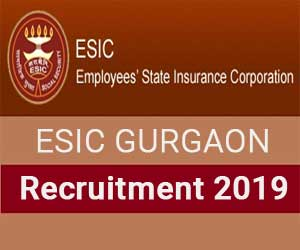 Walk In Interview: ESIC Gurugram releases 10 Vacancies for Senior Resident post, Details