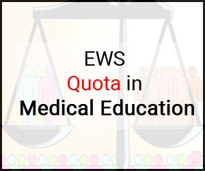Increase of MBBS seats to implement EWS quota: MCI Extends deadline for medical colleges