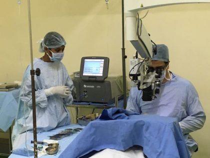 L V Prasad Eye Institute creates milestone in corneal transplants in rural areas