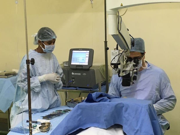 L V Prasad Eye Institute creates milestone in corneal transplants in rural areas