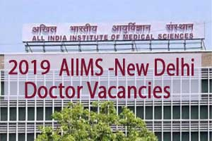 AIIMS New Delhi Job Alert: 48 Vacancies for Non Academic JR post, Check out Details