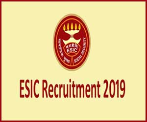 25 Vacancies for SR Post, ESIC Jhilmil to conduct Walk in Interview on 9th April