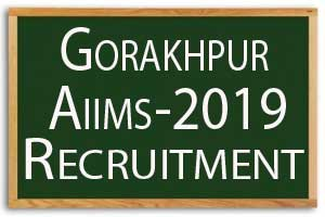 AIIMS Gorakhpur to conduct Walk In Interview for Non-Academic Junior Resident post, Details