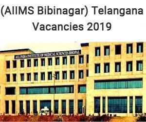 Telangana: AIIMS Bibinagar releases 40 vacancies for various faculty posts, Details