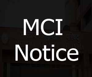 MCI Gazette spells out Mandatory Information to be uploaded on Each Medical College Website