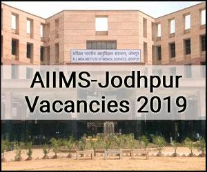 Job Alert: AIIMS Jodhpur releases 131 Vacancies for Senior Resident post, Details