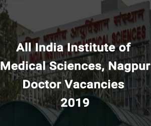 Job Alert: AIIMS Nagpur releases vacancies for Senior Resident post, Details