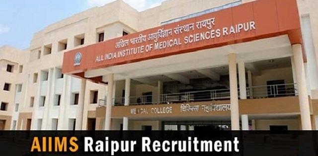Job Alert: AIIMS Raipur releases 104 Vacancies for Senior Resident Post, Details