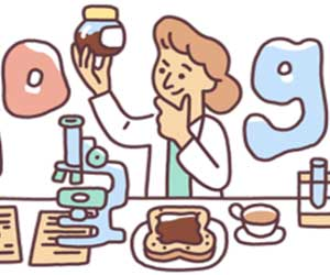 Google Doodle honours inventor of Folic Acid