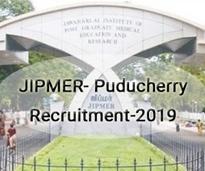 JIPMER Job Alert: Walk in Interview for 51 Senior Resident vacancies