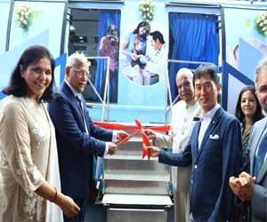 Apollo Hospitals, Samsung launch Mobile Clinic to fight Non Communicable Diseases