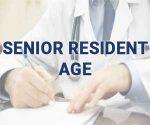Senior Resident age