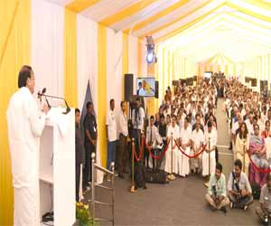 VP Naidu inaugurates MGM Healthcare, 400-bedded Super Specialty Hospital in Chennai