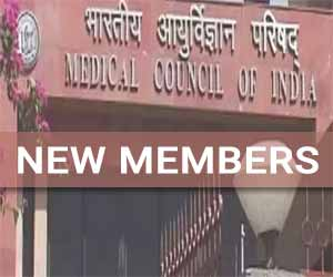 Medical Council of India Board of Governors get 4 New members, Details