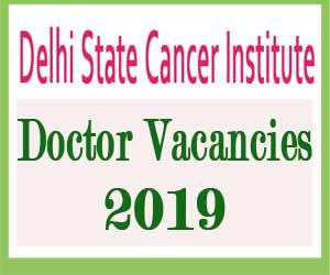 Walk in Interview: Delhi State Cancer Institute releases 48 vacancies for SR, JR Posts; Details