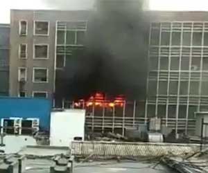 aiims-fire