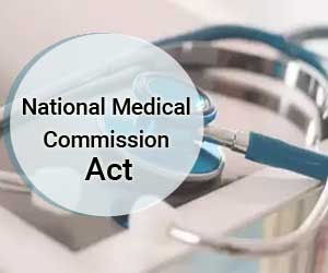 MD-DNB equivalence: Cabinet approves Amendments to the National Medical Commission Bill 2019, Details