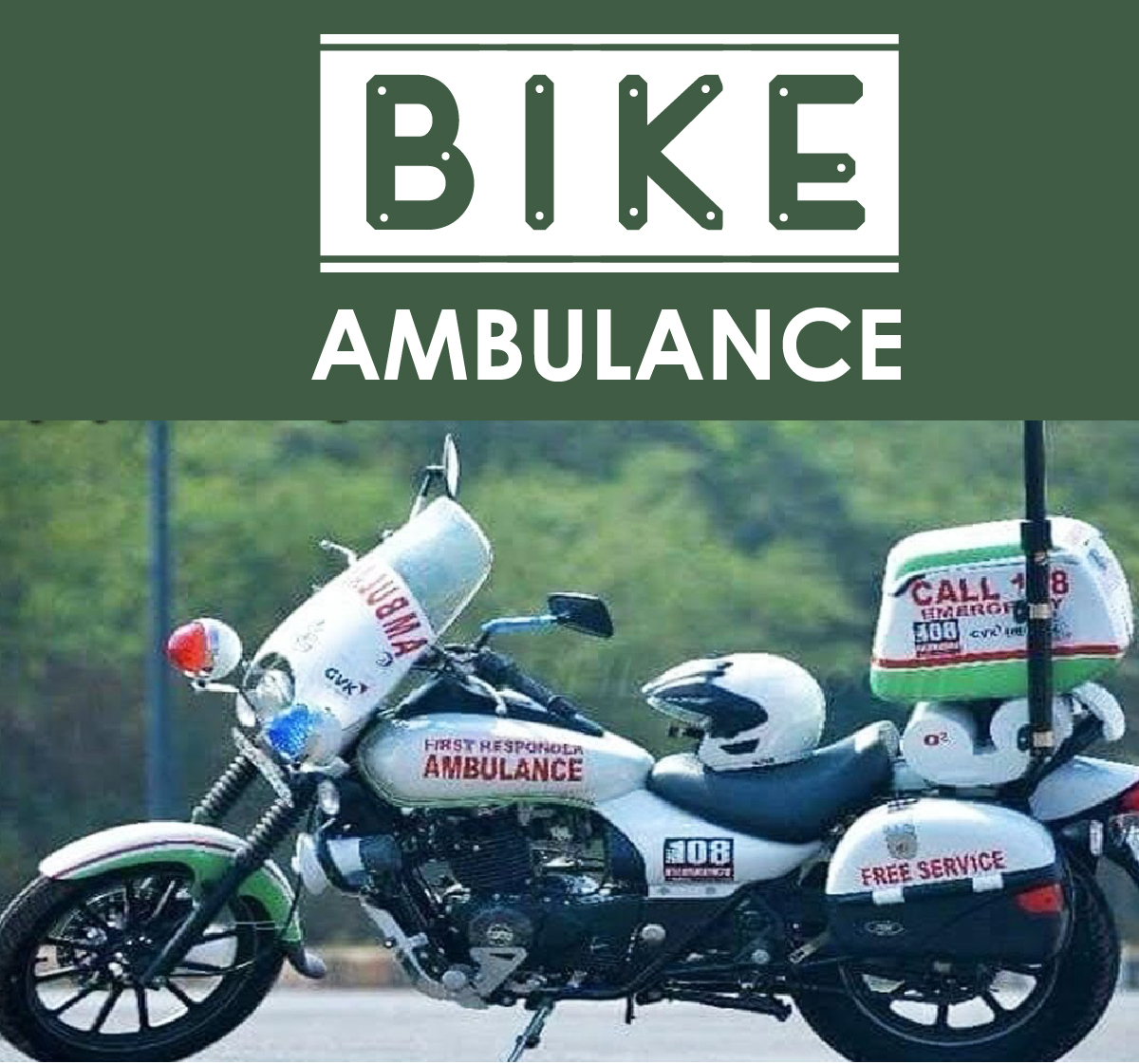 Delhi: 700 lives saved due to bike ambulance project, plans afoot for expansion
