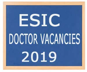 Job Alert: ESIC Hospital Faridabad releases 51 Vacancies for SR, JR, Tutor posts