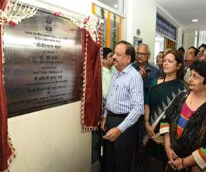 Dr Harsh Vardhan inaugurates CGHS Bhawan; launches new health scheme for beneficiaries