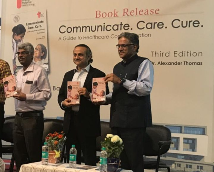 Book Launch by Dr Thomas