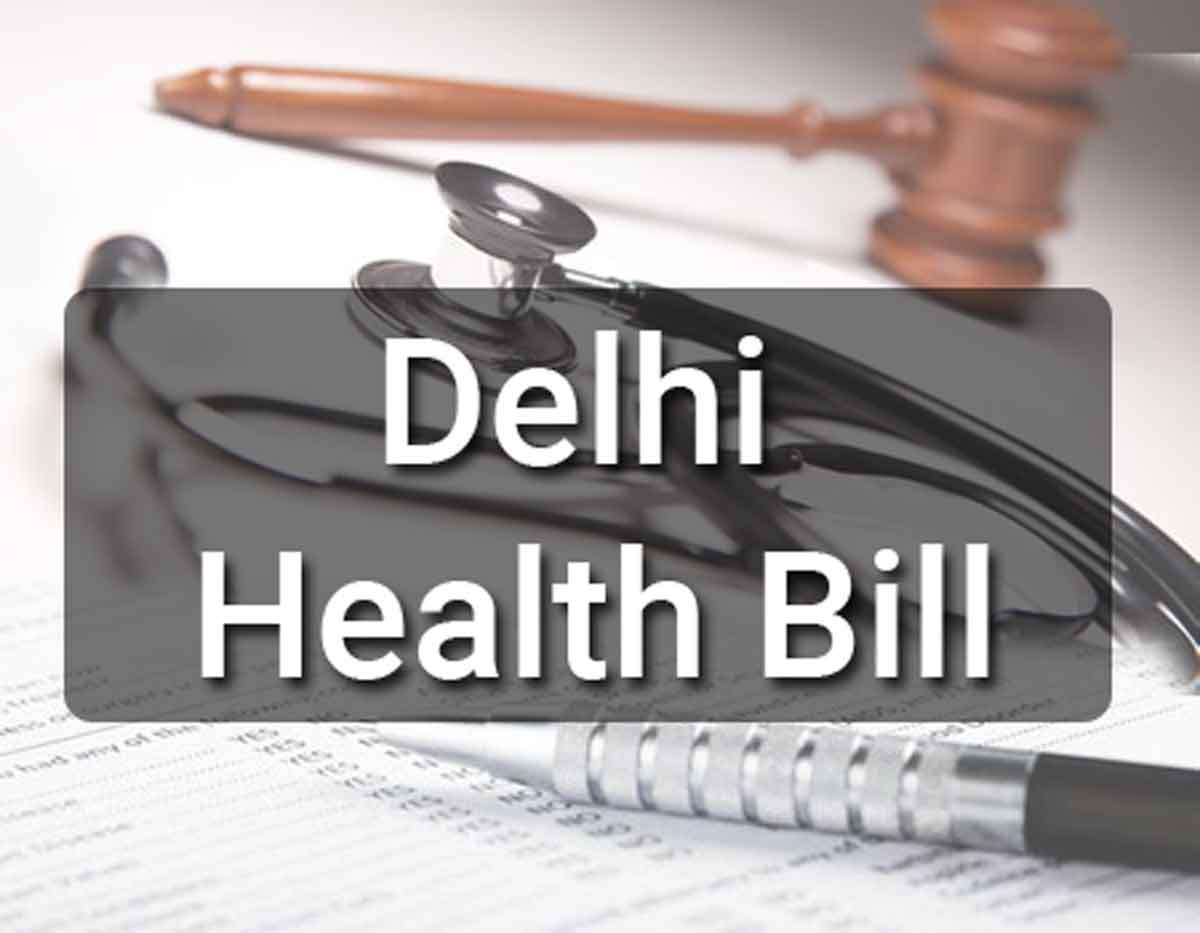 Govt notifies Draft Delhi Health Bill, invites stakeholder comments