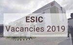 Walk In Interview: ESIC Hospital UP releases vacancies for Doctors