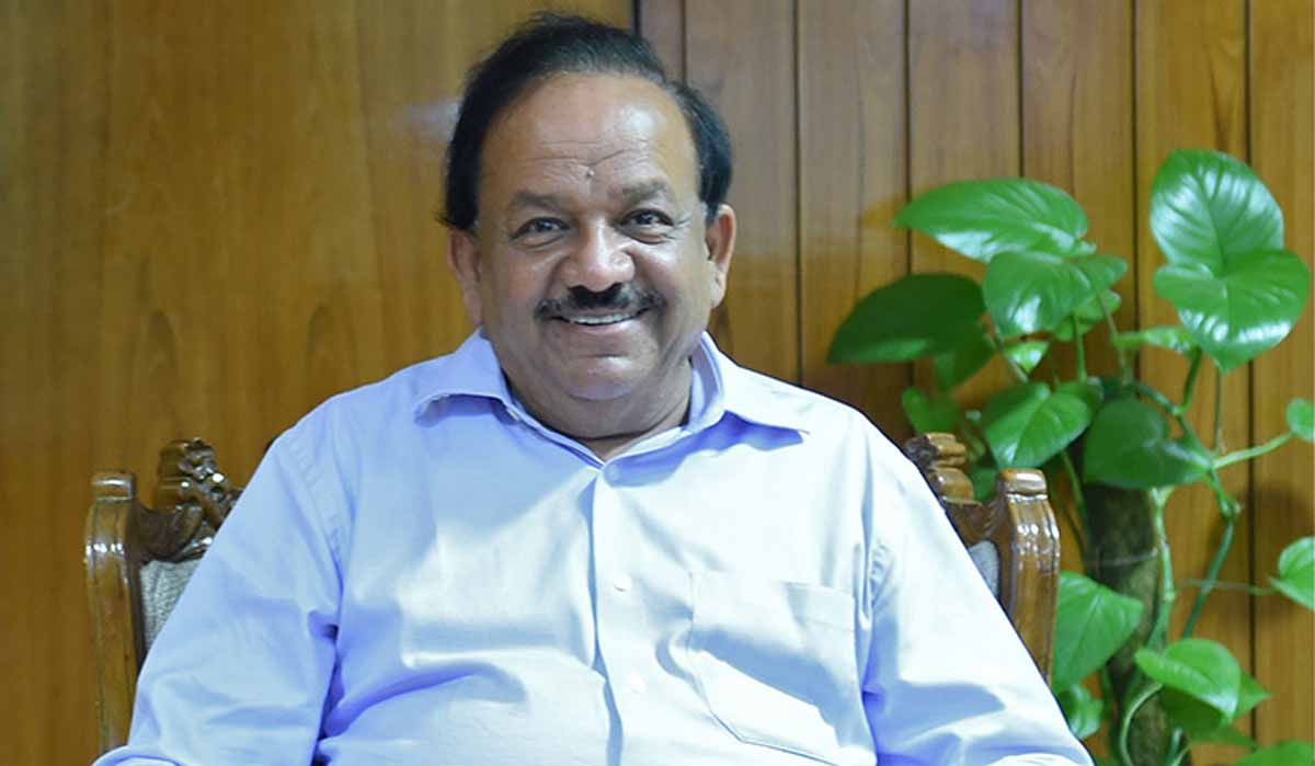 Dr Harsh Vardhan launches Trans-Fat Free logo