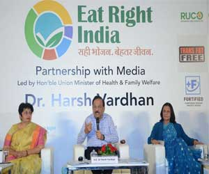 Eat Right India: Dr Harsh Vardhan launches Health campaign