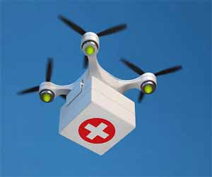 Telangana: New framework adopted to use drones for delivering medical supplies in remote areas