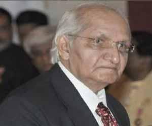 Padma Shri Awardee Nephrologist Dr H L Trivedi no more