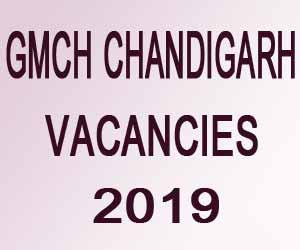 GMCH Chandigarh releases vacancies for Nursing Faculty, APPLY NOW