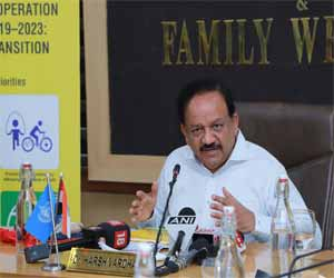 Dr Harsh Vardhan launches WHO India Country Cooperation Strategy 2019–2023
